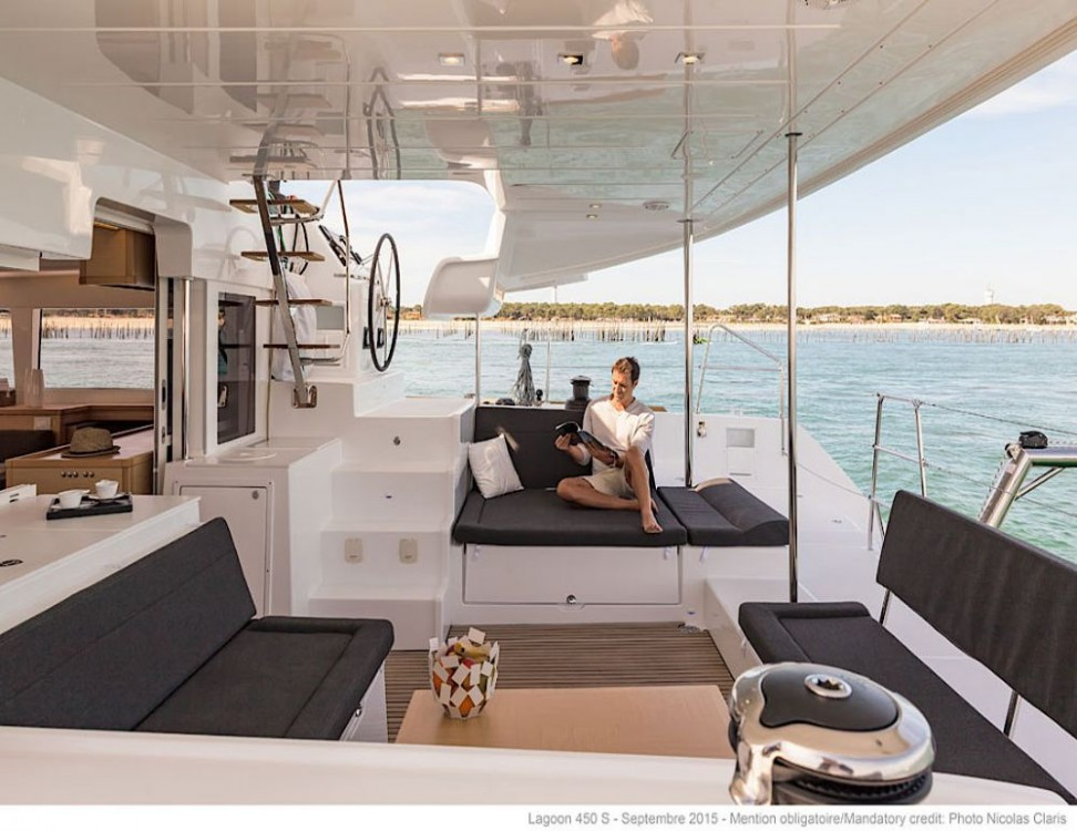 Noleggio barche Lagoon Lagoon 450 Spalato su Samboat