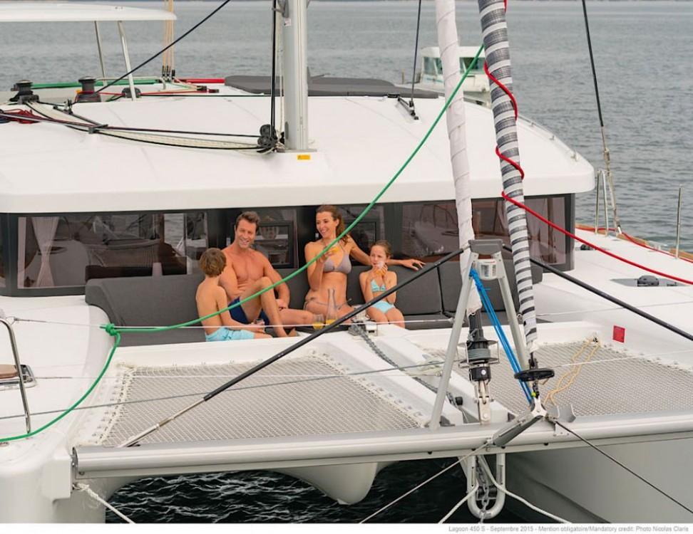Noleggio yacht Spalato - Lagoon Lagoon 450 su SamBoat