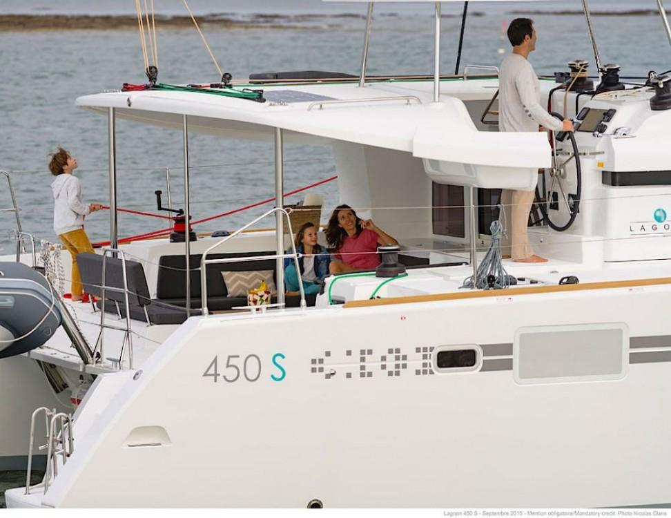 noleggio Catamarano Spalato - Lagoon Lagoon 450