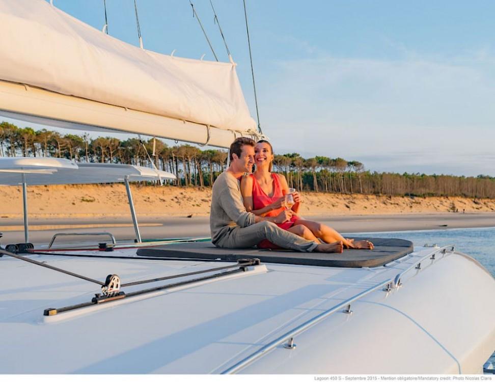 Noleggio Catamarano con o senza skipper Lagoon Spalato