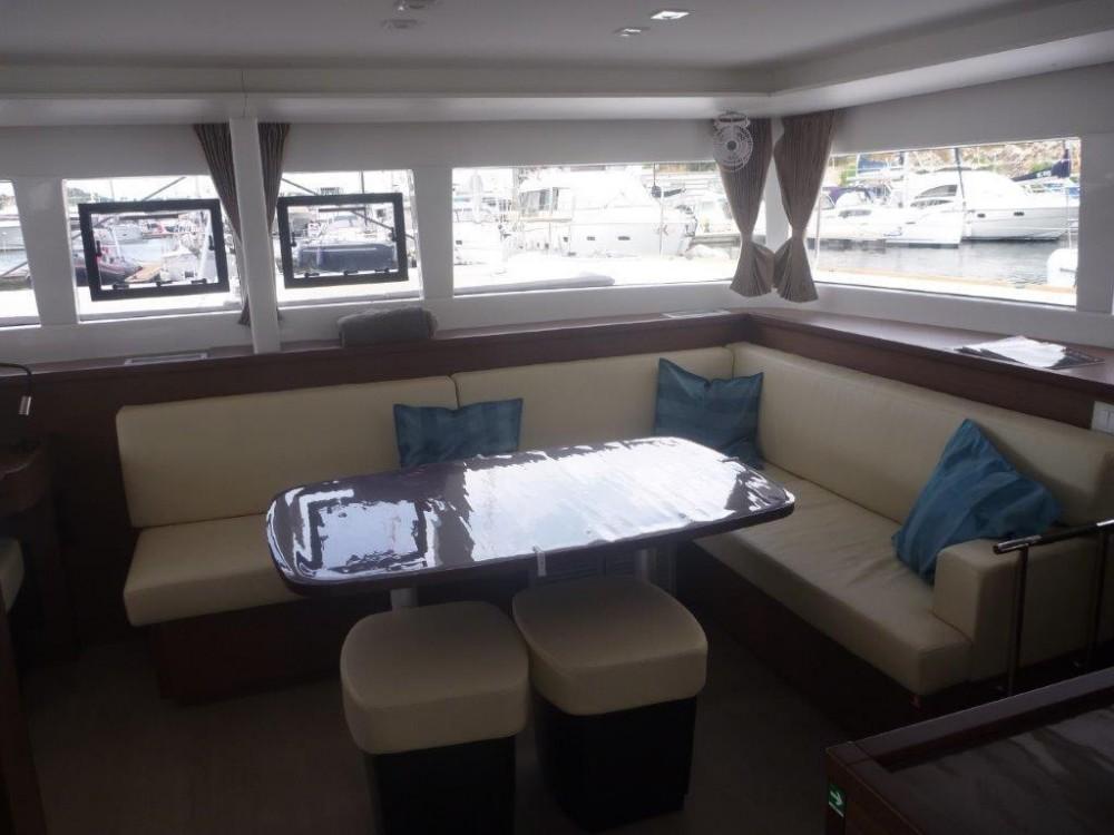 Noleggio Catamarano con o senza skipper Lagoon Sebenico