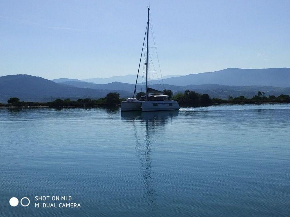 Noleggio Catamarano con o senza skipper Bavaria Leucade