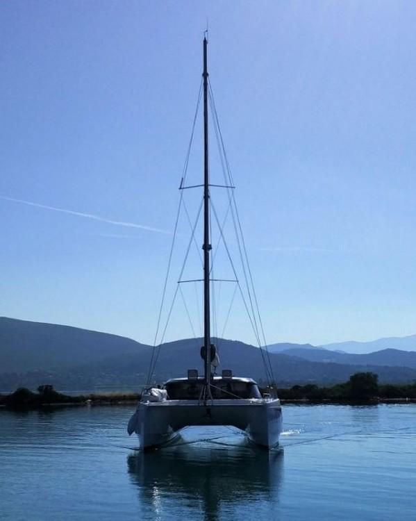 noleggio Catamarano Leucade - Bavaria Nautitech 40 open NEW - 4 + 2 cab.