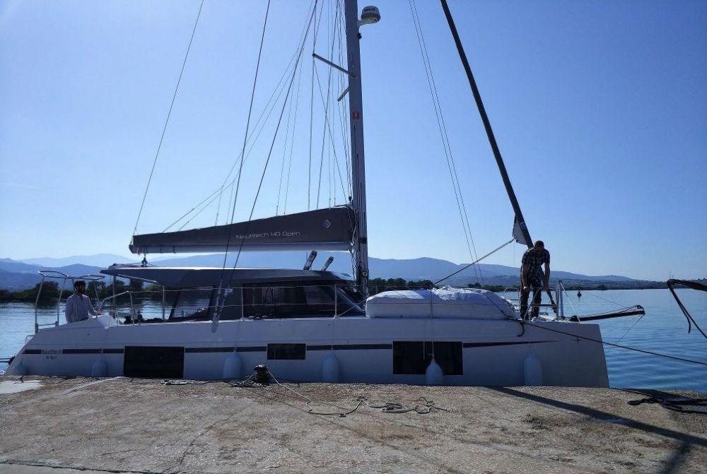 Noleggio yacht Leucade - Bavaria Nautitech 40 open NEW - 4 + 2 cab. su SamBoat