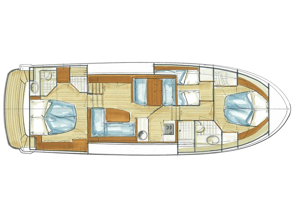 Linssen Linssen Grand Sturdy 410 AC tra personale e professionale Kinrooi
