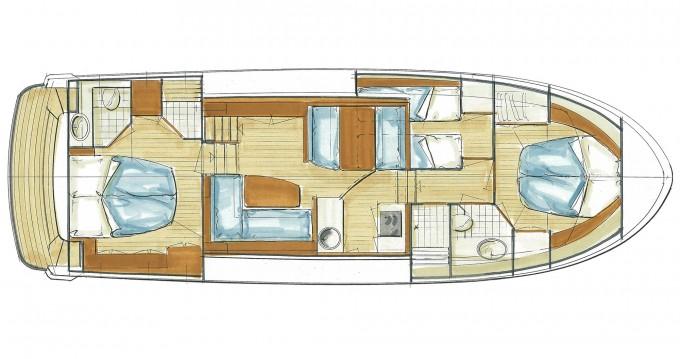 Noleggio yacht a Kinrooi – Linssen Linssen Grand Sturdy 410 AC su SamBoat