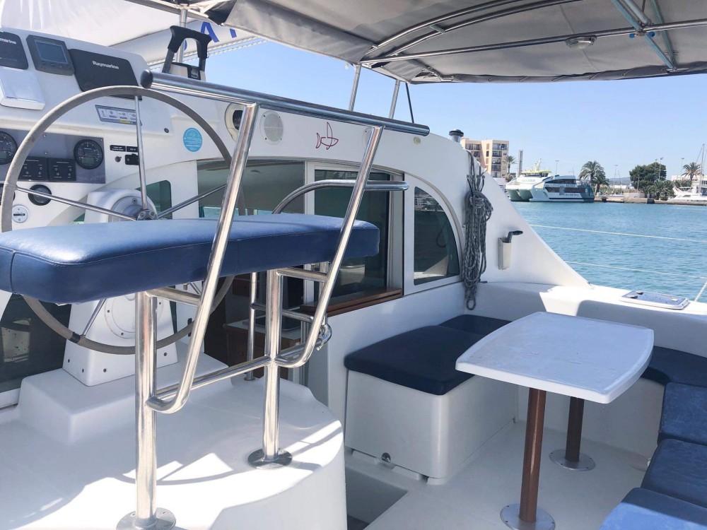 Noleggiare un'Lagoon Lagoon 380 S2 Eivissa