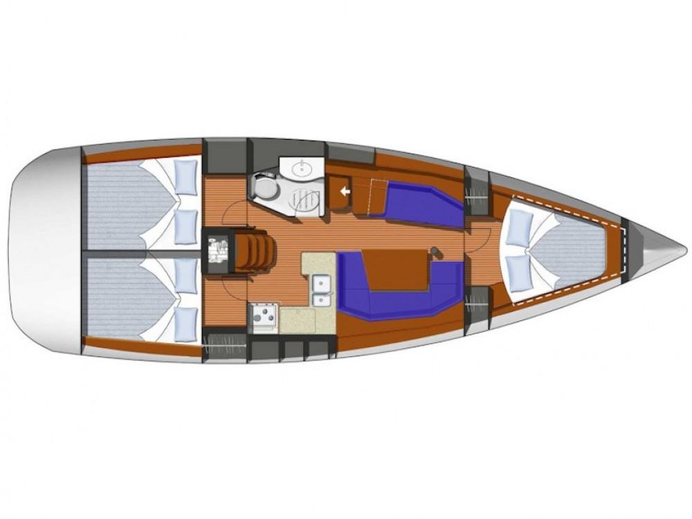 noleggio Barca a vela Follonica - Jeanneau Sun Odyssey 37