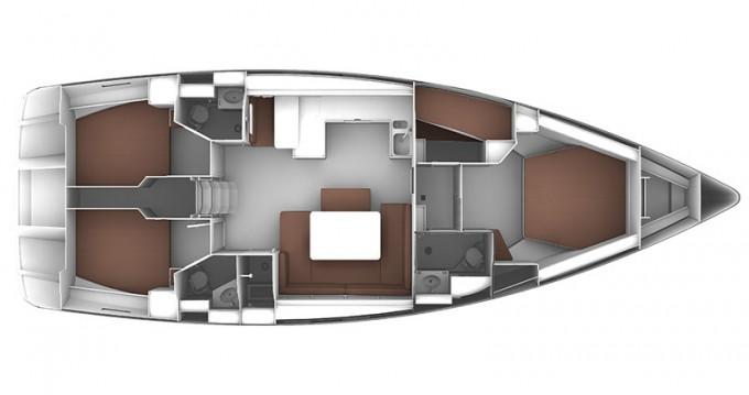 Noleggio barche Lanzarote economico Cruiser 51
