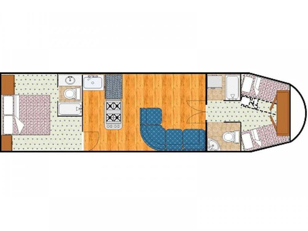 Noleggio barche  economico EuroClassic 135
