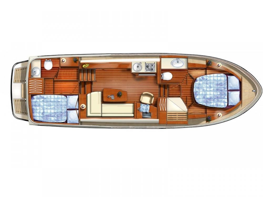 Noleggio Barca a motore con o senza skipper Linssen