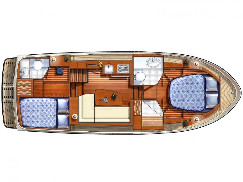 Barca a motore a noleggio Capestang al miglior prezzo