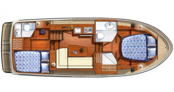 Noleggio Barca a motore a Capestang – Linssen Linssen 30.9AC