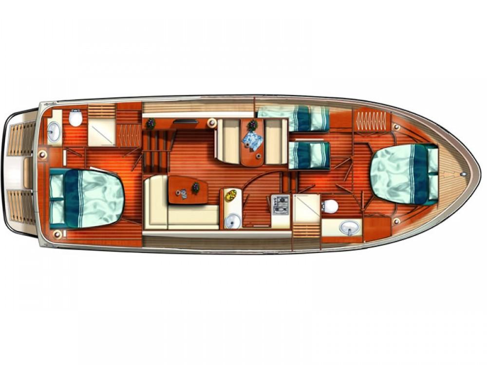 Noleggio barche Linssen Linssen Grand Sturdy 40.9 AC Auxerre su Samboat