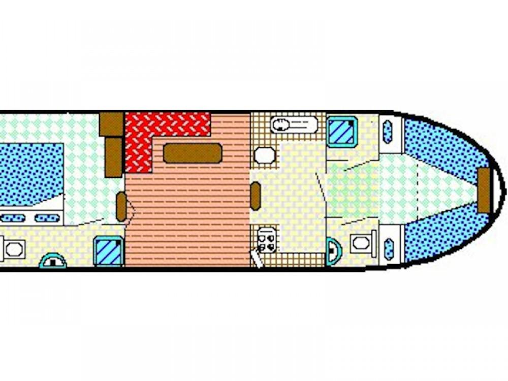 noleggio Barca a motore Saint-Cyr-les-Colons -  EuroClassic 129