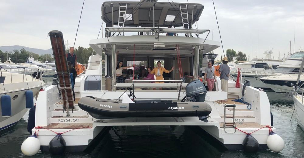Noleggio yacht Peloponneso - Catana Bali 5.4 - 5 + 2 cab su SamBoat