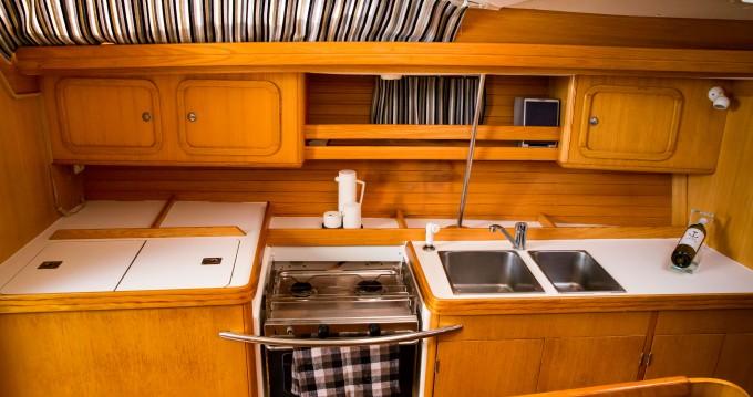 Noleggio Barca a vela con o senza skipper Feeling a Lefkada