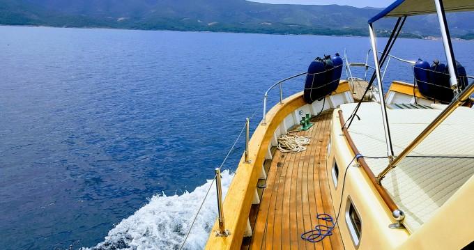 Noleggio Barca a motore con o senza skipper  a Split