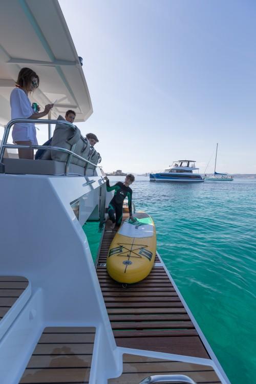 Noleggio Catamarano con o senza skipper Fountaine Pajot Pola