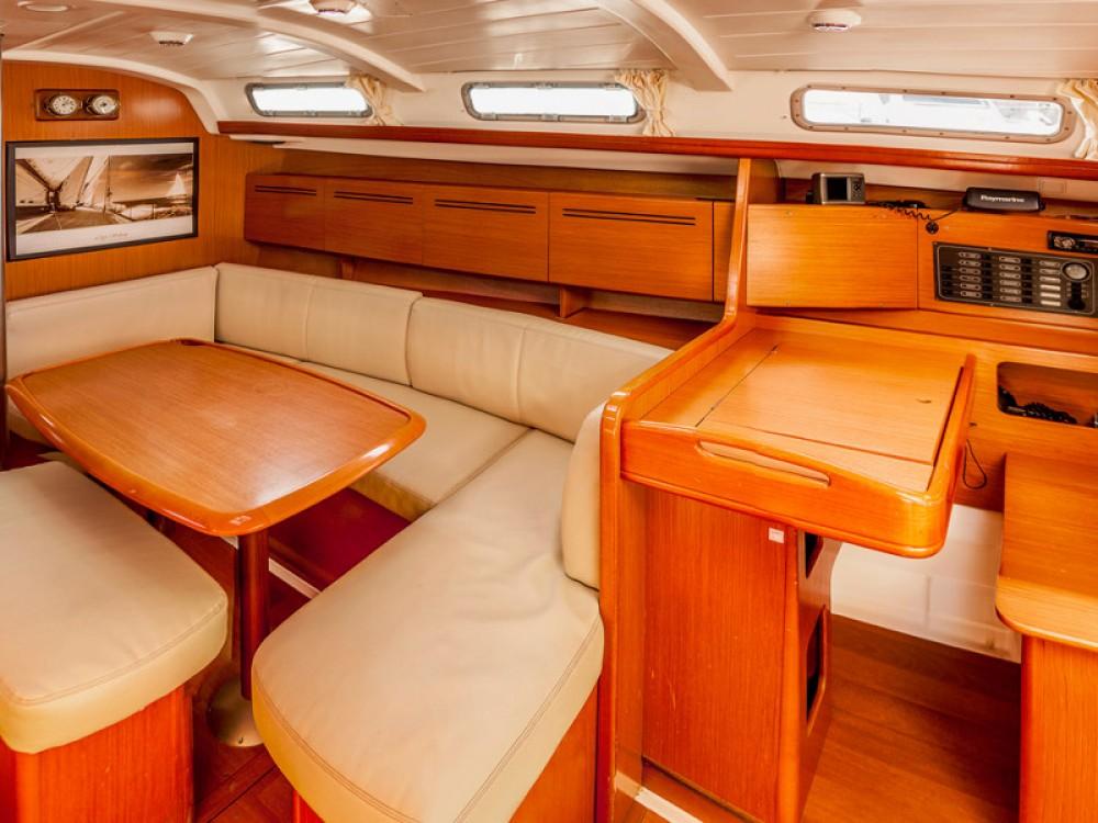 Noleggio barche Bénéteau Cyclades 39.3 Νέα Μουδανιά su Samboat