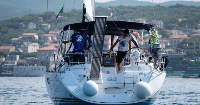 Noleggio barche Castiglioncello economico Sun Odyssey 42 DS