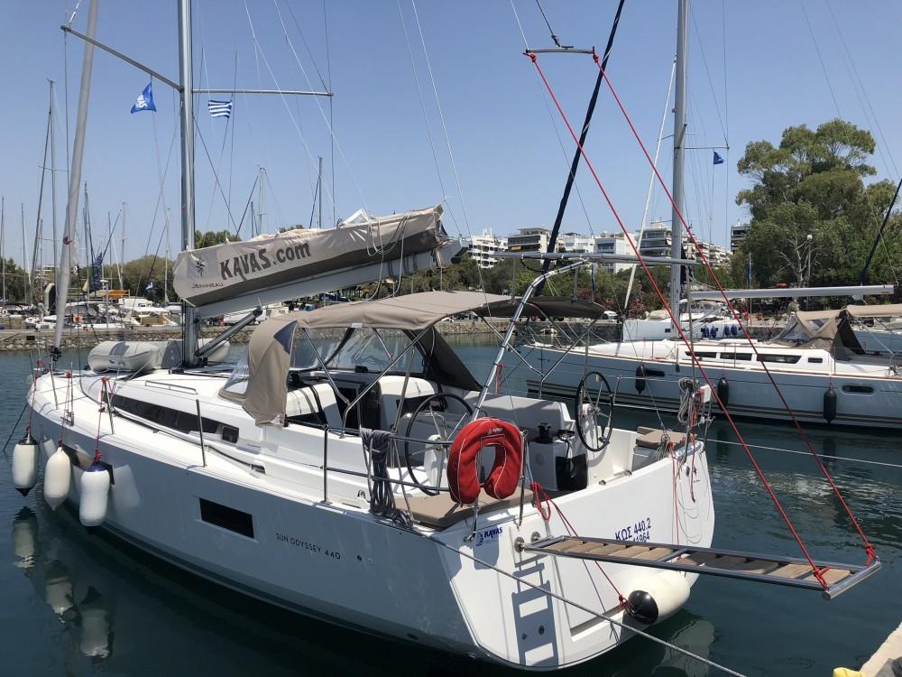 Noleggio Barca a vela con o senza skipper Jeanneau Peloponnese