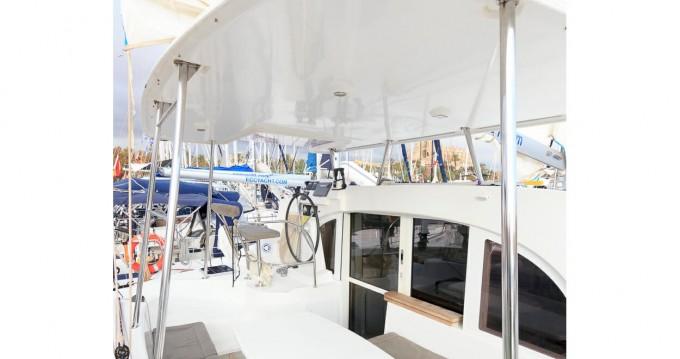 Noleggio barche Palma de Maiorca economico Lagoon 380