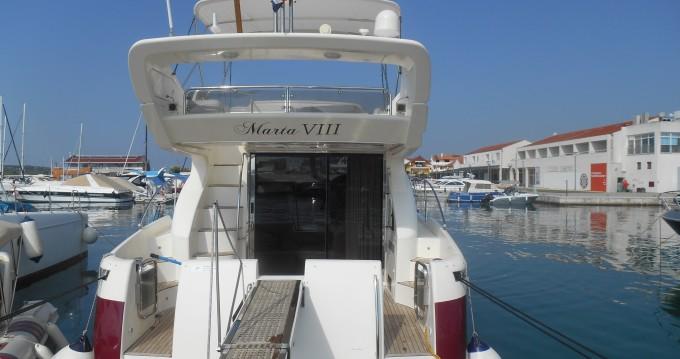 Noleggio barche Pirovac economico Azimut 46