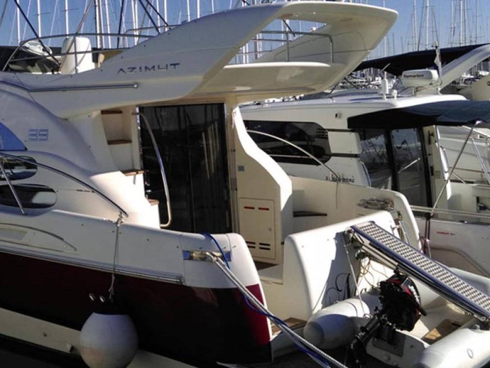 Noleggio barche Azimut Azimut 39 Pirovac su Samboat