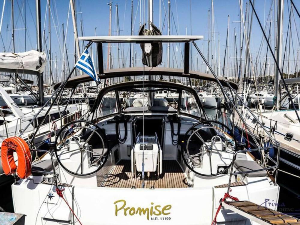 noleggio Barca a vela  - Jeanneau Sun Odyssey 509 (2015 )( FULL REFIT 2020 - A/C,GENERATOR,INVENTER )