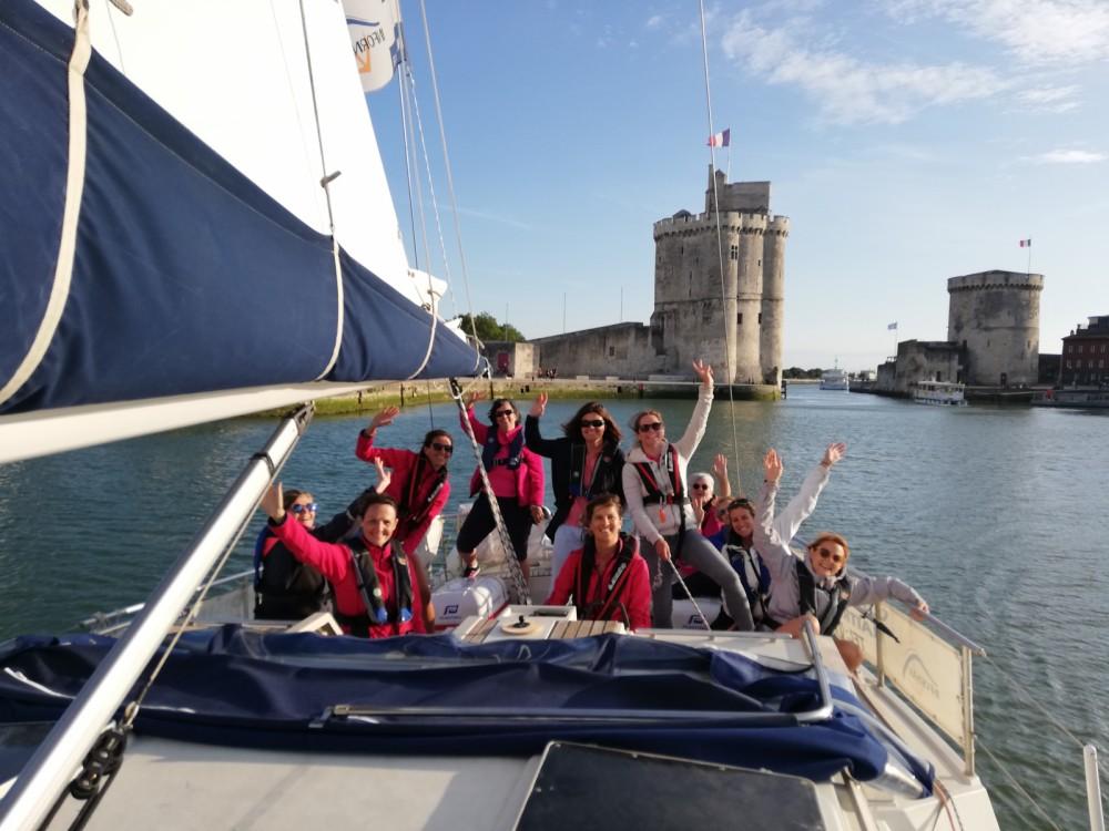 noleggio Barca a vela La Rochelle - Gallart Gallart 13.50 MS