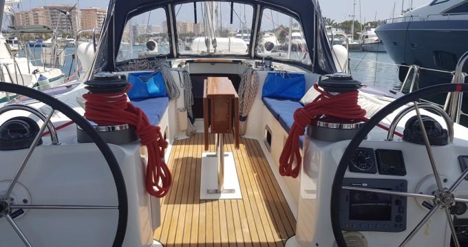 Noleggio Barca a vela a San Javier – Bénéteau Oceanis 50