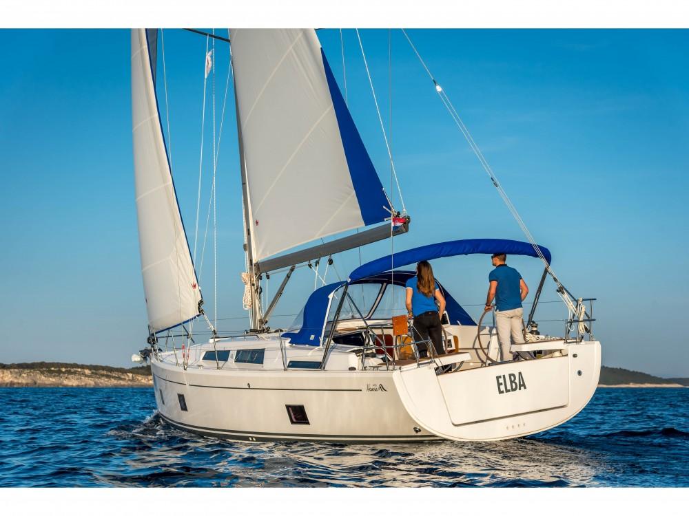 noleggio Barca a vela Pola - Hanse Hanse 418