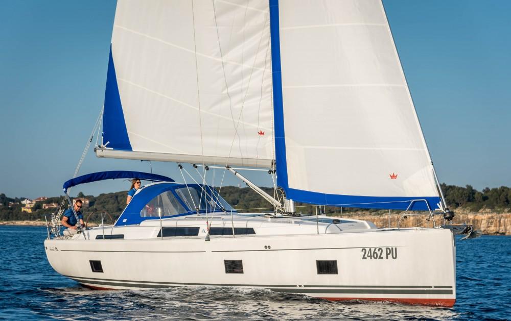 Noleggio yacht Pola - Hanse Hanse 418 su SamBoat