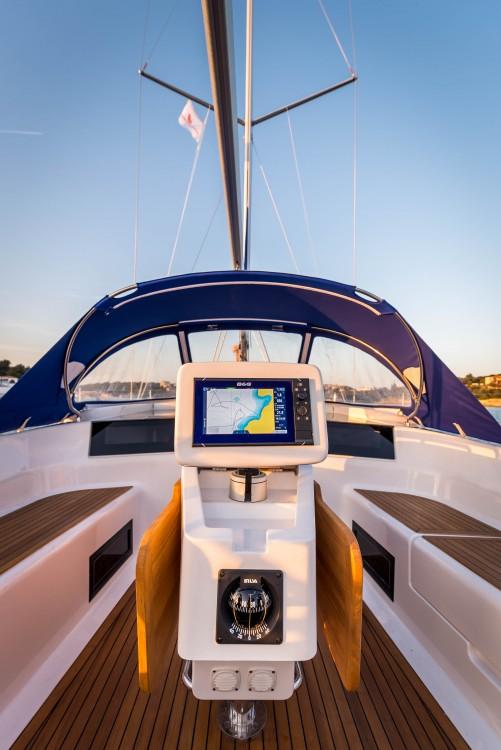 Noleggio Barca a vela con o senza skipper Hanse Pola