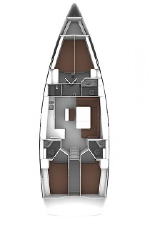Noleggio Barca a vela con o senza skipper Bavaria