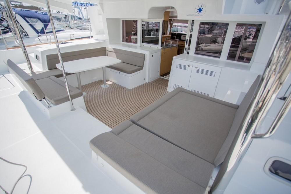Noleggio yacht  - Lagoon Lagoon 450 su SamBoat