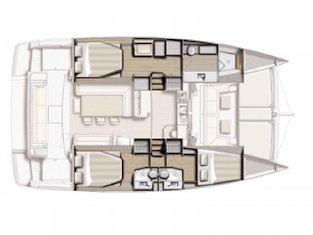 Noleggio yacht Yaiza - Bali Bali 4.1 su SamBoat