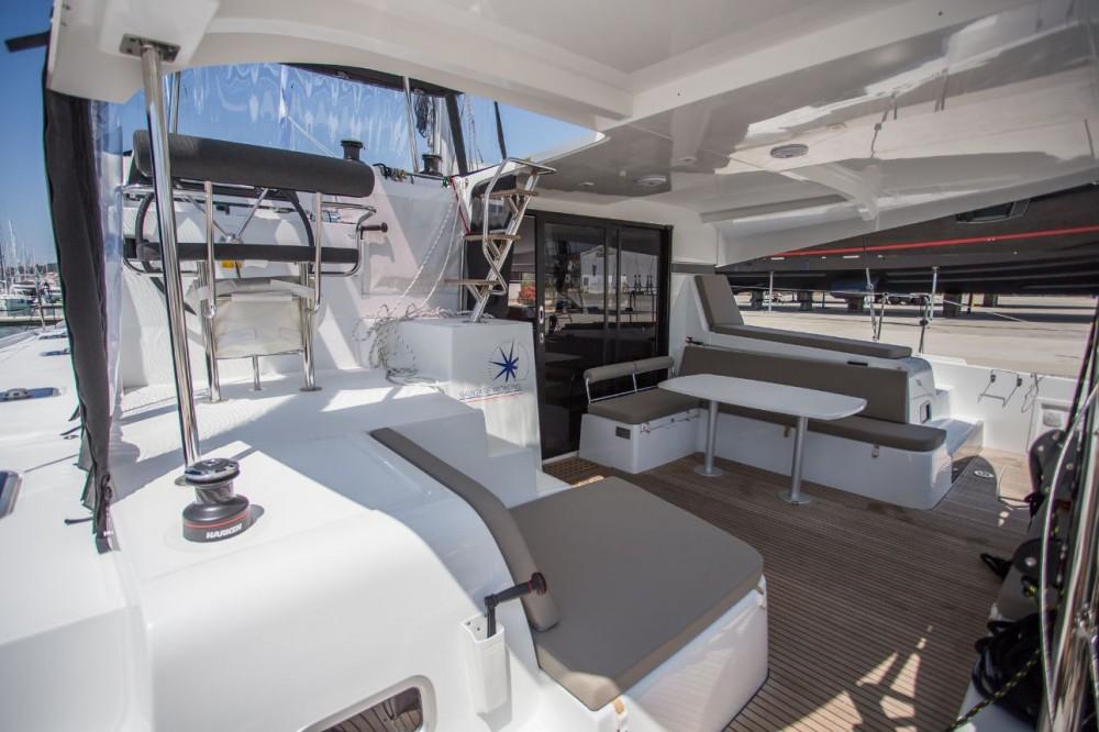 Noleggio Catamarano con o senza skipper Lagoon Seget Donji