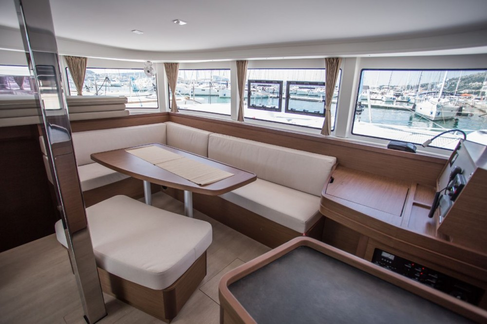Noleggio barche Seget Donji economico Lagoon 42