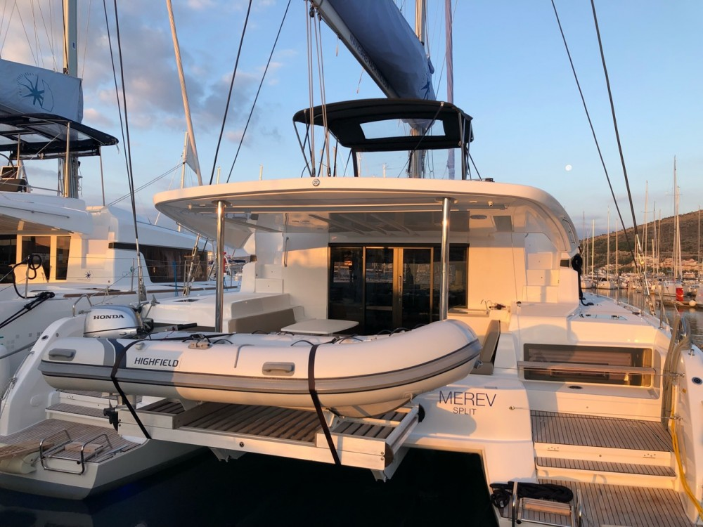 Noleggio yacht Seget Donji - Lagoon Lagoon 50 su SamBoat