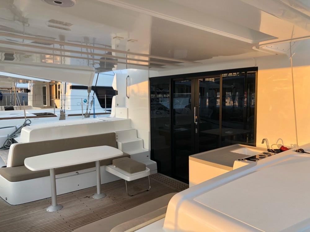 noleggio Catamarano Seget Donji - Lagoon Lagoon 50