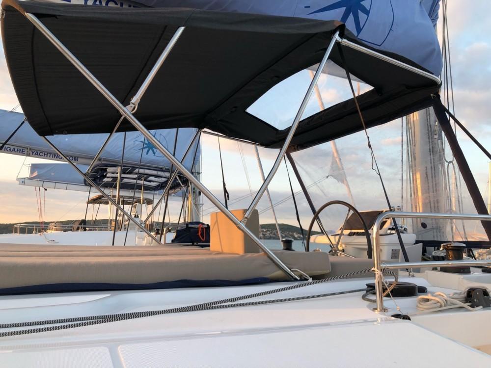Noleggio barche Seget Donji economico Lagoon 50
