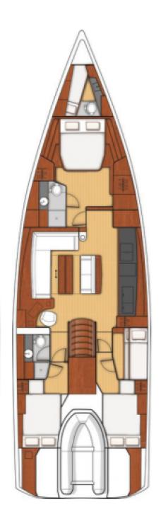 Bénéteau Oceanis Yacht 62 tra personale e professionale