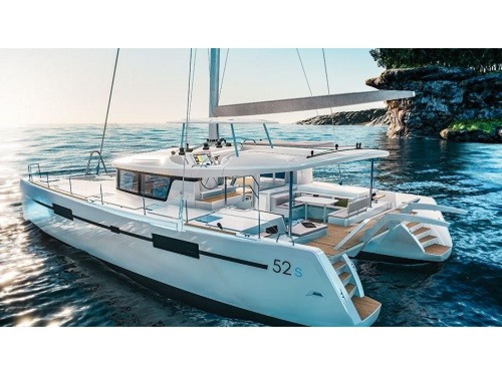Noleggio yacht Le Marin - Lagoon Lagoon 52 Sportop su SamBoat