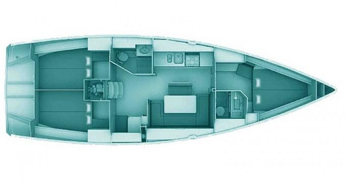 Noleggio Barca a vela con o senza skipper Bavaria a Skópelos