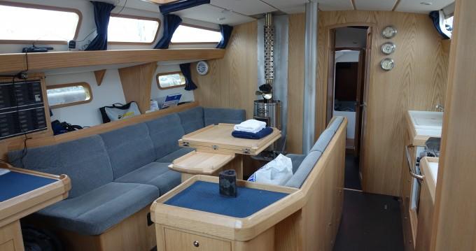 Noleggio Barca a vela a Longyearbyen – Alubat Ovni 445