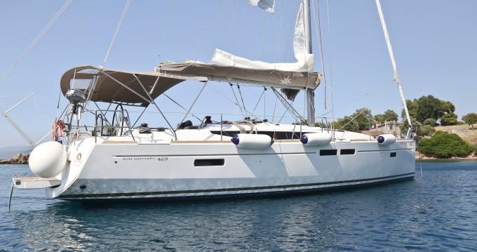 Noleggio Barca a vela con o senza skipper Jeanneau a Volos