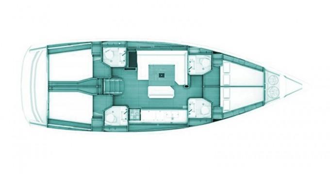 Noleggiare una Jeanneau Sun Odyssey 469 a Volos