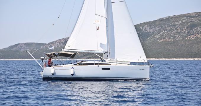 Jeanneau Sun Odyssey 349 tra privati e professionisti a Volos